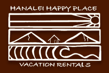 Hanalei Happy Place Vacation Rental Logo
